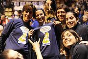 Vannes 17 Giugno 2013 <br /> Eurobasket Women 2013<br /> Italia - Russia<br /> Nella foto: raffaella masciadri, giorgia sottana, ilaria zanoni, francesca dotto<br /> Foto Ciamillo