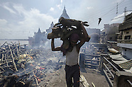Varanasi. The Big Business Of Holy Cremation