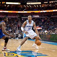 Detroit Pistons VS New Orleans Hornets 12.16.2009