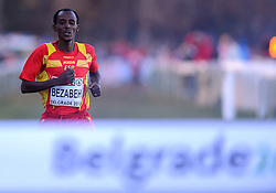 08-12-2013 ATHLETICS: SPAR EC CROSS COUNTRY: BELGRADE<br /> Senior mannen / Winnaar BEZABEH, Alemayehu SPA. 10 km in 29.11<br /> ©2013-WWW.FOTOHOOGENDOORN.NL