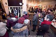 Festival de Casteliers 2016, Marionnettes pour adultes et enfants -  Pavillon St-Viateur d'Outremont / Montréal / Canada / 2016-02-28, © Photo Marc Gibert / adecom.ca