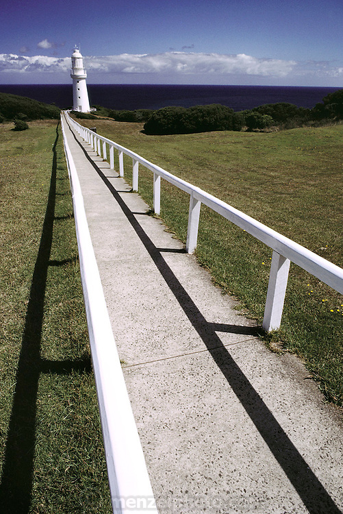Cape Otway lighthouse. New South Wales, Australia.