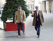 Andrew Marr Show arrivals at Broadcasting House, BBC, London, Great Britain <br /> 4th December 2016 <br /> <br /> Paul Nuttall <br /> Leader of UKIP <br /> <br /> with Patrick O'Flynn<br /> <br /> Photograph by Elliott Franks <br /> Image licensed to Elliott Franks Photography Services