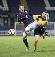 11-01-2014 - Dundee v Livingston