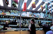 BEL, Belgium, Eastbelgium, Eupen, shooting gallery at the kermis in the city.....BEL, Belgien, Ostbelgien, Eupen, Schiessbude auf der Kirmes in der Innenstadt....... ..
