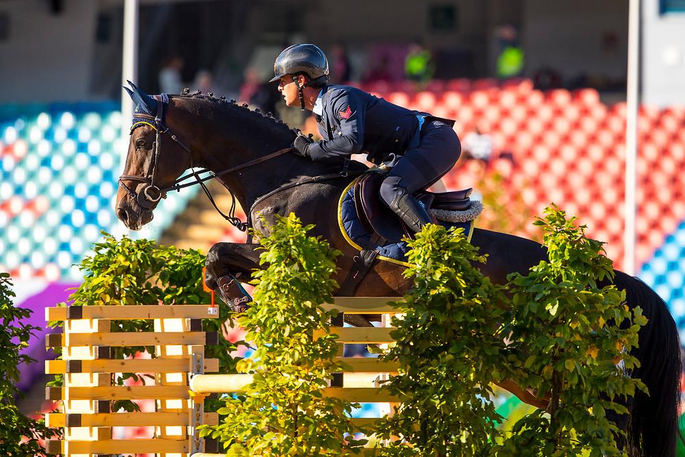 Luca Marziani - Tokyo du Soleil<br /> FEI European Championships Gothenburg 2017<br /> &copy; DigiShots