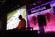 Istanbul. Babylon club. DJ Joakim.