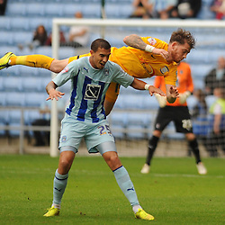 Coventry v Preston | League One | 27 September 2014