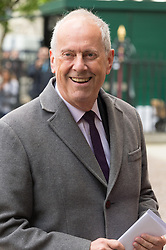 © Licensed to London News Pictures. 07/06/2017.  London, UK. GYLES BRANDRETH attends the Memorial Service of RONNIE CORBETT at Westminster Abbey. The entertainer, comedian, actor, writer, and broadcaster was best known for his long association with Ronnie Barker in the BBC television comedy sketch show The Two Ronnies. Photo credit: Ray Tang/LNP