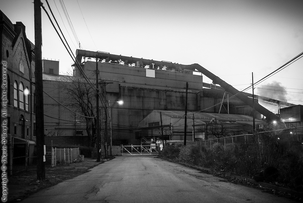 Edgar Thomson Works, Braddock, PA