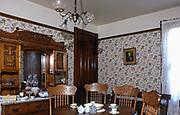 Paul Laurence Dunbar House in Dayton, Ohio.