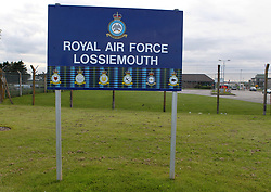 "File photo dated 03/07/12 of RAF Lossiemouth. Britain is reliant on ""the goodwill of others"" to keep the country safe, Labour has claimed, as figures revealed that Nato allies deployed nearly 40 aircraft to RAF Lossiemouth last year."