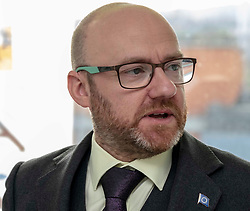 Pictured: Patrick Harvie<br />