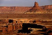 Candlestick Formation, White Rim Trail, Canyonlands National Park, Utah