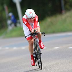 04-09-2015: Wielrennen: Ladiestour: Oosterhout OOSTERHOUT (NED) wielrennenDe vierde etappe was in Oosterhout een gevecht tegen het uurwerk.
