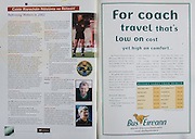 All Ireland Senior Hurling Championship Final,.08.09.2002, 09.08.2002, 8th September 2002,.Senior Kilkenny 2-20, Clare 0-19,.Minor Kilkenny 3-15, Tipperary 1-7,.8092002AISHCF,.Bus Eireann,