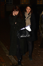 Pictured are Francesca (left) and Elisabetta (right) Gillo.<br />
