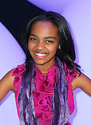 China McClain attends the Disney Kids and Family Upfront 2011-12 at Gotham Hall in New York City on March 16, 2011.