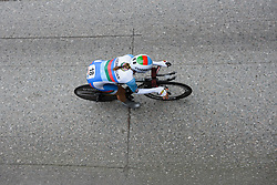 Olena Pavlukhina at UCI Road World Championships Elite Women's Individual Time Trial 2017 a 21.1 km time trial in Bergen, Norway on September 19, 2017. (Photo by Sean Robinson/Velofocus)