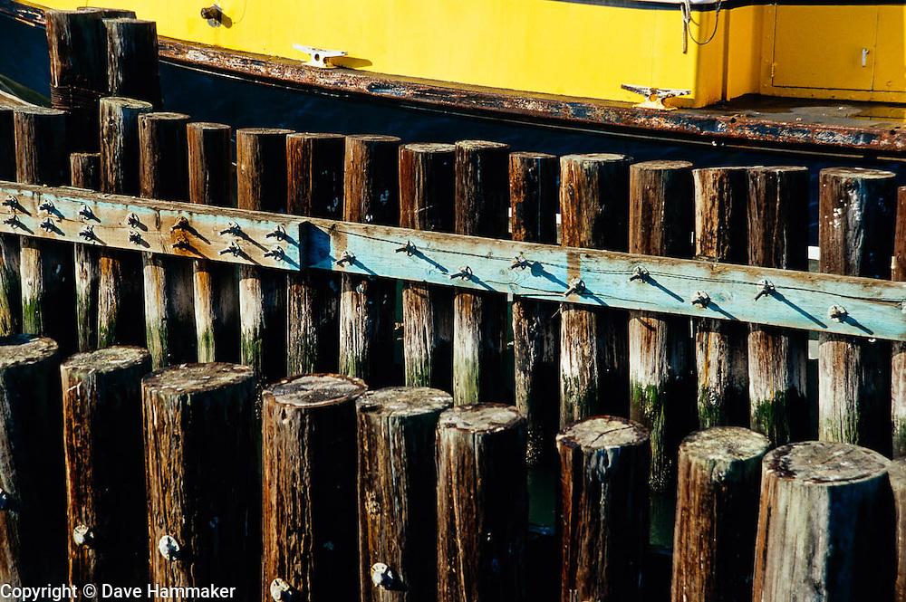 San Francisco Dock, San Francisco, California