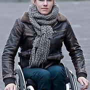 NLD/Amsterdam/20110314 - Presentatie nieuwe Helden en 14 jarig bestaan Johan Cruijff Foundation, Esther Vergeer