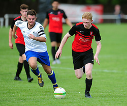 GREG PURCELL  CORBY S&L, Corby S&L v Bugbrooke, Rockingham Road,  Saturday 12th August 2017