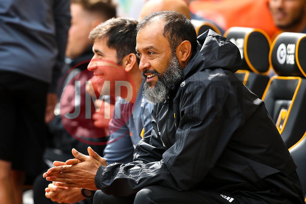 Wolverhampton Wanderers manager Nuno - Mandatory by-line: Robbie Stephenson/JMP - 25/08/2018 - FOOTBALL - Molineux - Wolverhampton, England - Wolverhampton Wanderers v Manchester City - Premier League