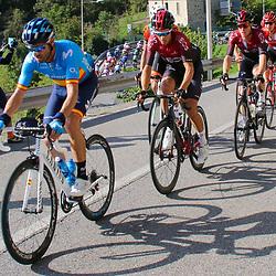 12-10-2019: Cycling: Il Lombardia: Como<br />Alejandro Valverde