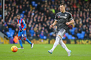 Chelsea's John Terry during the Barclays Premier League match between Crystal Palace and Chelsea at Selhurst Park, London, England on 3 January 2016. Photo by Shane Healey.