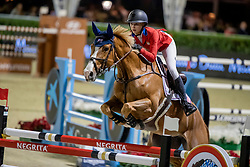Jobs Eve, USA, Venue d'Fees des Hazalles<br /> Longines FEI Jumping Nations Cup Final<br /> Challenge Cup - Barcelona 2019<br /> © Dirk Caremans<br />  05/10/2019