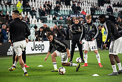 March 8, 2019 - Turin, Piedmont/Turin, Italy - Mario Mandzukic of Juventus during the Seria A Football Match: Juventus vs Udinese. Juventus won 4-1 at Allianz Stadium in Turin 8th march 2019 (Credit Image: © Alberto Gandolfo/Pacific Press via ZUMA Wire)