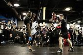 UFC 140 Workout