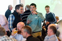 SW Comms host the Chiefs Suite prior to kick off - Mandatory by-line: Ryan Hiscott/JMP - 19/10/2019 - RUGBY - Sandy Park - Exeter, England - Exeter Chiefs v Harlequins - Gallagher Premiership Rugby