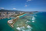 Ala Wai Harbor, Waikiki, Honolulu, Oahu, Hawaii