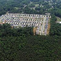 Aerials - subdivisions