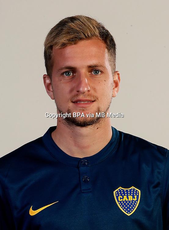 Argentina League - Primera Division 2015 / <br /> Club Atletico Boca Juniors - Argentina - <br /> Nicolas Colazo