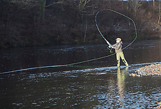 Salmon fishing season opens on the Tay | River Tay | 16 January 2017