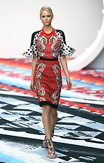 Peter Pilotto show at London Fashion Week S/S 2013