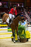 Ashlee Bond - Agrostar<br /> Rolex FEI World Cup Final 2013<br /> © DigiShots