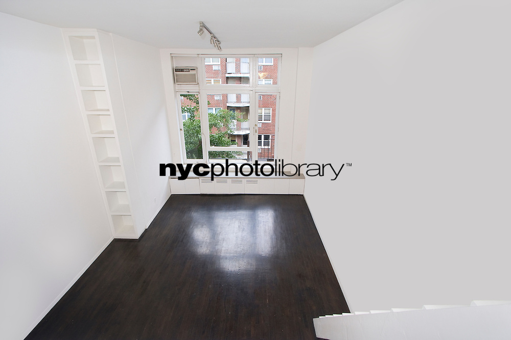 Living Room at 100 West 15th Street