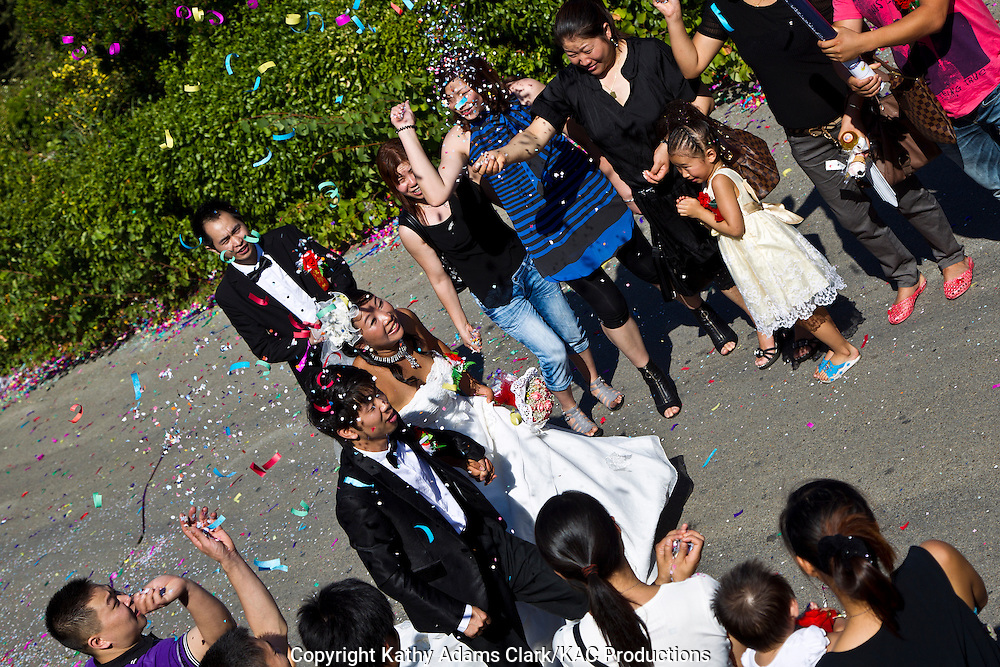 chinese wedding in Florence, Firenze, Italy.