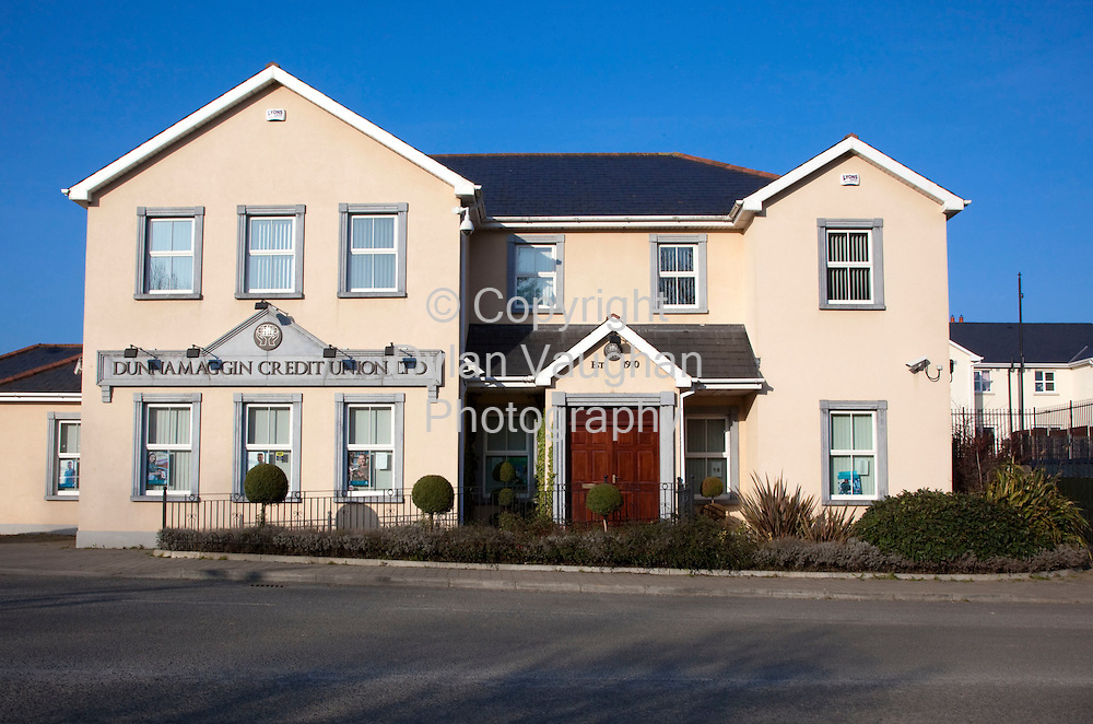 19/3/2009.Dunnamaggin Credit Union in County Kilkenny..Picture Dylan Vaughan