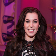 NLD/Hilversum /20131210 - Sky Radio Christmas Tree For Charity 2013, Jill Helena