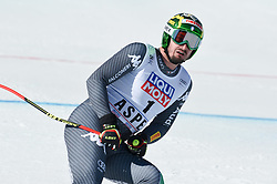 15.03.2017, Aspen, USA, FIS Weltcup Ski Alpin, Finale 2017, Abfahrt, Herren, im Bild Peter Fill (ITA, 2. Platz und Abfahrts-Weltcupsieger) // second placed and Downhill World Cup winner Peter Fill of Italy during the the men's downhill of 2017 FIS ski alpine world cup finals. Aspen, United Staates on 2017/03/15. EXPA Pictures © 2017, PhotoCredit: EXPA/ Eibner-Pressefoto/ Erich Spiess<br /> <br /> *****ATTENTION - OUT of GER*****