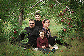 Samantha & Family Orchard 10-2018