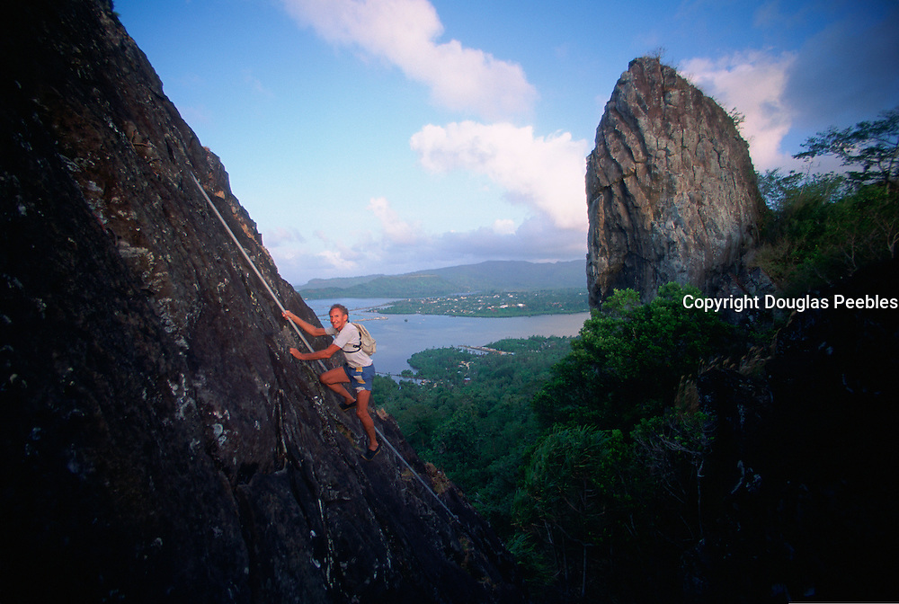 Sokehs Rock, Pohnpei, Federated States of Micronesia, Micronesia<br />