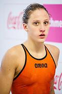 EYOF 2013, zwemmen, krommerijn Utrecht, Rafaella van Nee