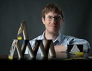 Nathan Berger, Individual Interdisciplinary Program Graduate. ©Ohio University / Photo by Ben Siegel