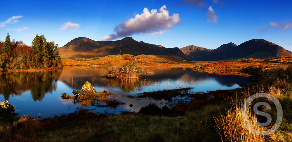 Photographer: Chris Hill, Ballynahinch Lake, Connemara, County Galway
