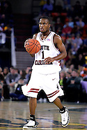 26 November 2005: Tre Kelly, junior Gamecock guard in the South Carolina Gamecock overtime loss, 89-92 to the Golden Eagles of Marquette in the final game of the Great Alaska Shootout in Anchorage, Alaska